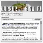 Instalacja WinRAR'a