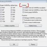 Tworzenie skrótów do programu WinRAR